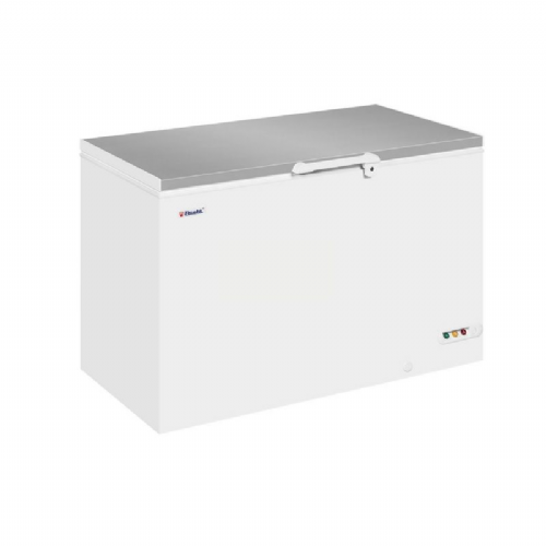 Elcold EL45SS Solid Lid Chest Freezer